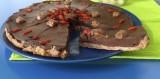 Чоколадна торта со авокадо и гоџи бобинки - рецепт на Слободан Калајџиски