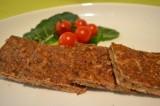 Леб од хељда и домати