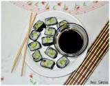 Веган суши - рецепт на Ана Симова