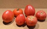Дехидрирани розеви домати