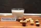 Млеко од макадамија