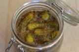 Кисели краставички во лимонов сок