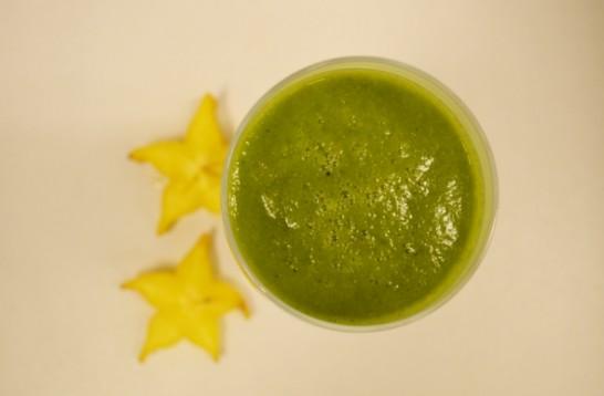 Ѕвезден зелен сок