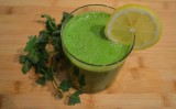 Зелена течна салата